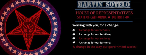 Satanist Runs For Congress