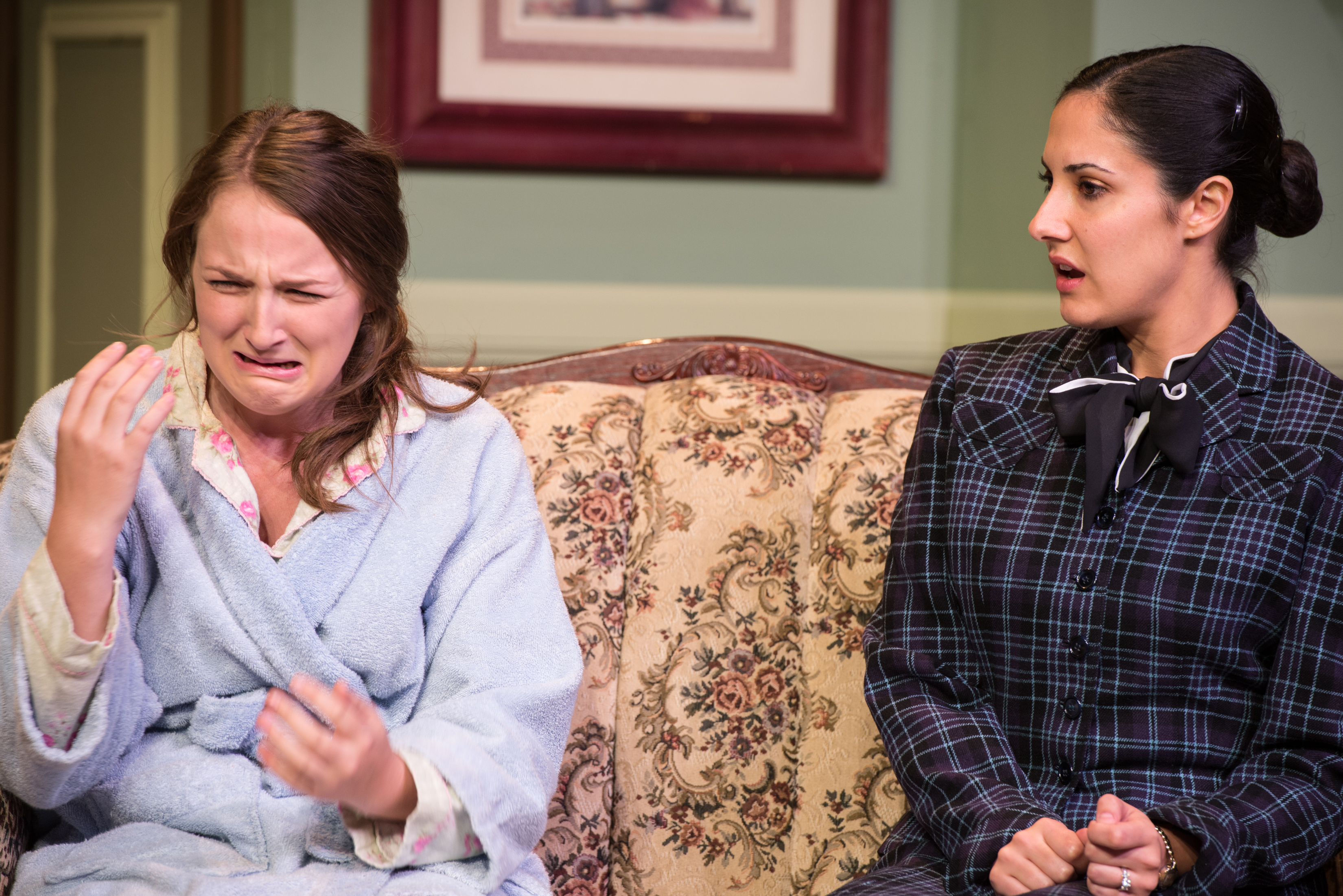 "LA play review ""And Miss Reardon Drinks a Little"""