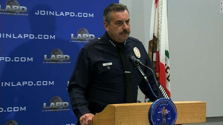 Los Angeles police officers charged with sexual assault