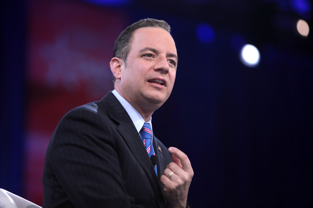 Reince Priebus and Stephen Bannon to lead the White House, Trump!