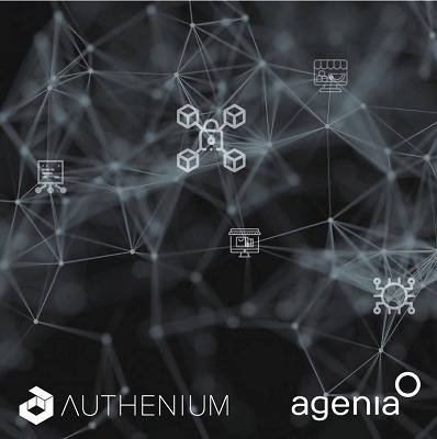 Authenium and Agenia Complete the World's First Smart Contract-based Supply Chain Automation Transactions